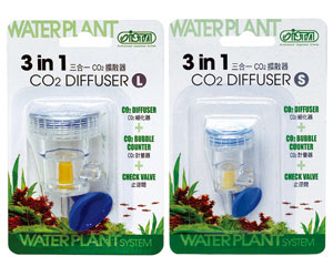 Ista Difusor de CO2 3 em 1 - Pequeno ( I-562 )