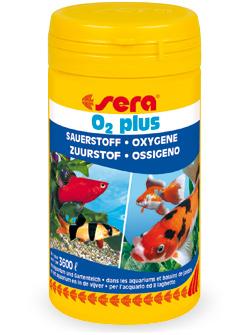 SERA O2 PLUS (oxigenio em pó) 360g