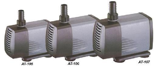 Atman Bomba Sub. - AT-107 - 3500 L/H - Coluna 3,7 m - 220V ( P5 )