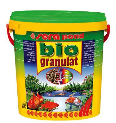 Sera Pond Granulat 1500 grs