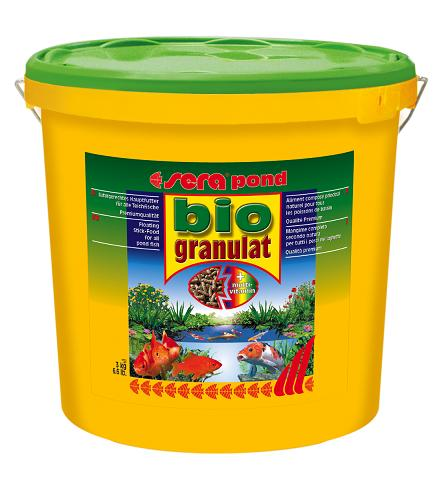 Sera Pond Granulat 2800 grs