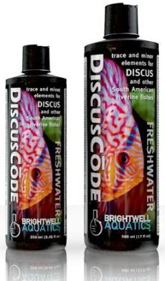 Brightwell Discus Code  250 ml ( Elementos Menores e  Traços )