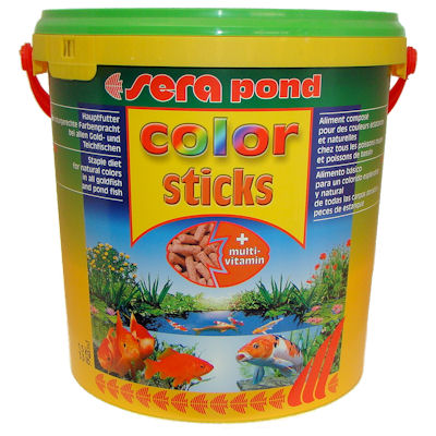 Sera Pond Color Sticks 1500 grs