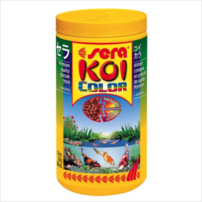 Sera Pond Koi Color Medium 360 grs