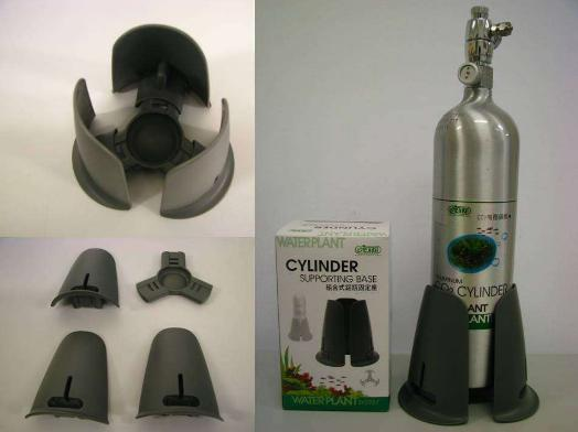 Ista Suporte p/ Cilindros de CO2- 65/80 mm ( I-559 ) (L)