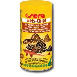 Sera Wels-Chips 38g