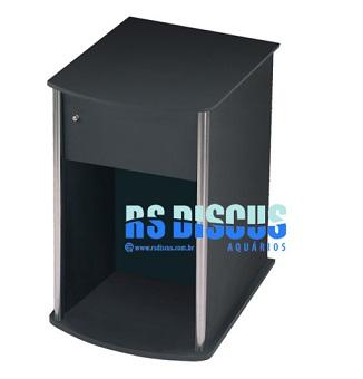 Boyu Móvel p/ aquário Zumbo  TL-550 -  preto (TLS)