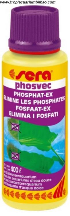 Sera Phosvec 100 ml (L) Preço de Custo