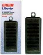 Eheim Liberty Refil  Carvão Ativado p/ Filtragem Química ( p/ todos Modelos ) 2 Unid.