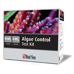 Red Sea Kit Teste Algae Control (NO3 / PO4)