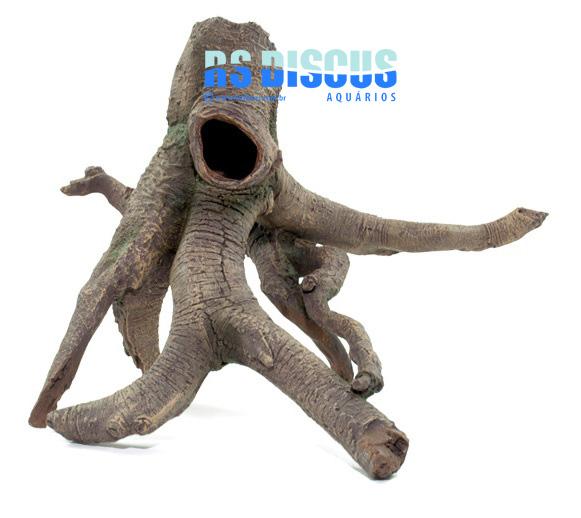 Soma Fish Tronco de Resina com Raiz M ( 09 ) ( 040259 )
