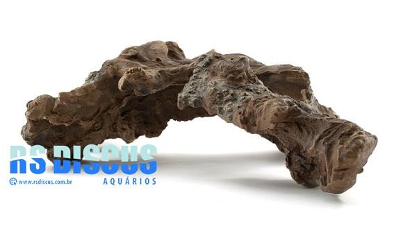 Soma Fish Tronco em Forma de Caverna ( 057339 )