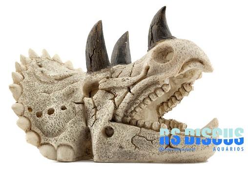 Soma Fish Esqueleto Cabeça Triceratops Pq