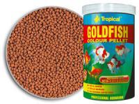 Tropical Goldfish Color Pellet 75g  c/ 90 grs (validade 06/10/19) (L)