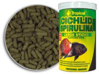 Tropical Cichlid Spirulina Large Sticks 300g