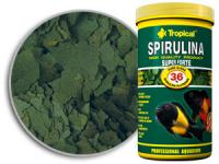 Tropical Spirulina Super Forte Flakes 012g (zip lock sachet)