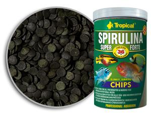 Tropical Spirulina Super Forte Chips 052 g