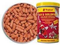 Tropical Koi Goldfish Color Sticks 0090 grs ( Bag )