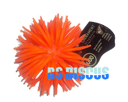 Soma Fish Coral Anemona laranja 06 cm ( 040181 )