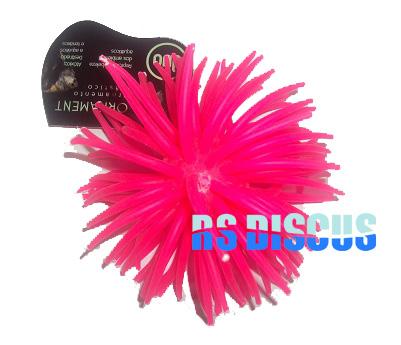 Soma Fish Coral Anemona rosa 06 cm ( 040176 )