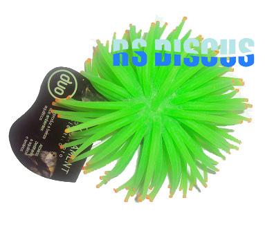 Soma Fish Coral Anemona verde 11 cm ( 040180 )