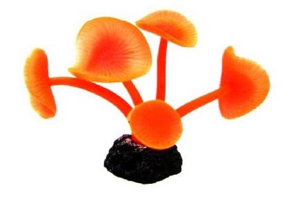 Soma Fish Coral Mushroom Long System Vermelho ( 040170 )