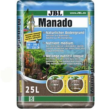 JBL Manado Substrato Completo 25 L ( Atende Até 350 Litros )