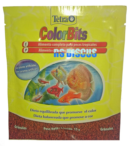 Tetra Color Bits 015 Grs