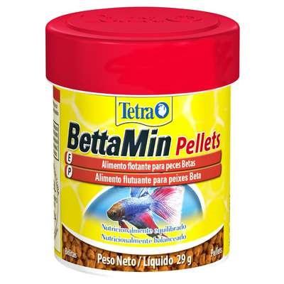 Tetra Bettamin Pellets 29 Grs