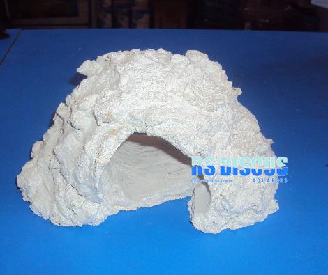 Rocha artificial tipo toca 1 furo G