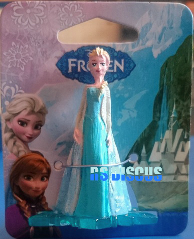 Disney Enfeite - Frozen mini Elza FZR36