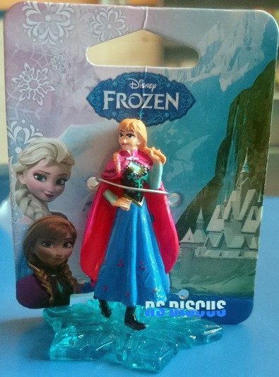 Disney Enfeite - Frozen mini Anna FZR35