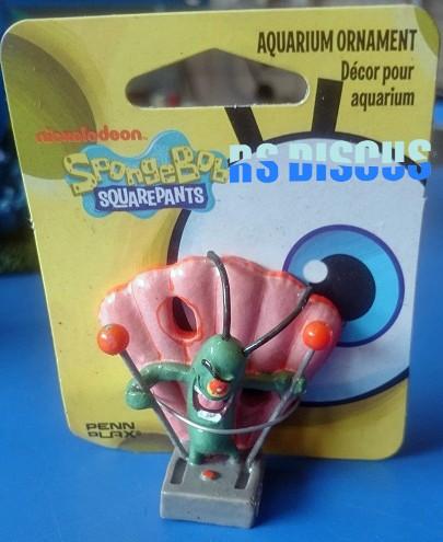 Penn Plax mini Plankton (turma do Bob Esponja) ( SBR4 )
