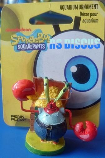 Penn Plax mini Sirigueijo (turma do Bob Esponja) ( SBR2 )