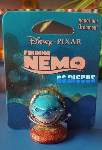 Penn Plax mini Bruce (turma do Nemo) NMR41