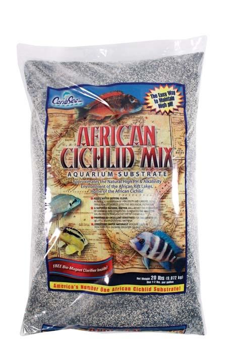 CaribSea African Cichlid Mix Sahara Sand 9kg