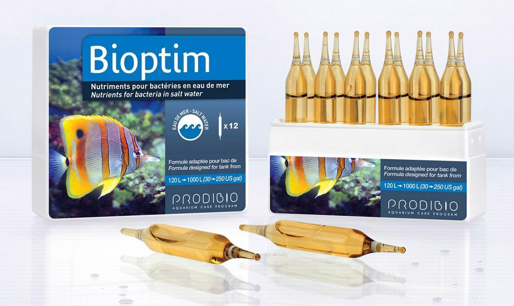 Prodibio Bioptin - 12 Ampolas