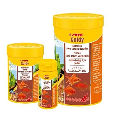 Sera Goldy 22 grs