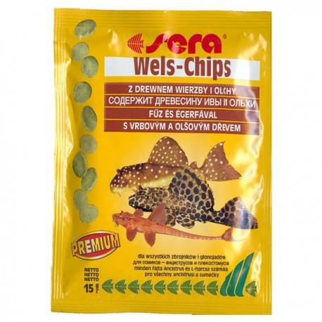 Sera Wels-Chips 15 g