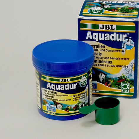 JBL Aquadur Suplemento Mineral 250 grs