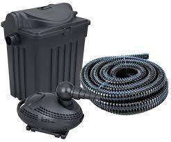 Boyu Filtro Externo p/ Lagos  YT-9000 (C/ U.V 11W) 2000L/H 110V