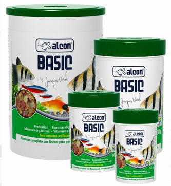 Alcon Basic 050 grs