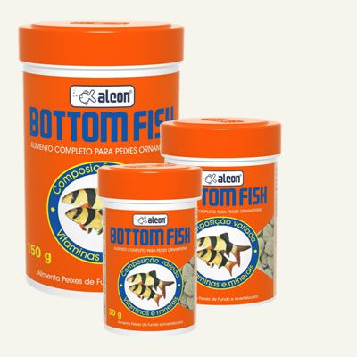 Alcon Bottom Fish 0150 grs