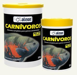 Alcon Carnivoros 090 grs