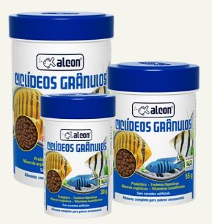 Alcon Ciclideos granulos 130 grs