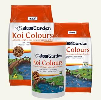 Alcon Garden Koi Colours 4.000 grs