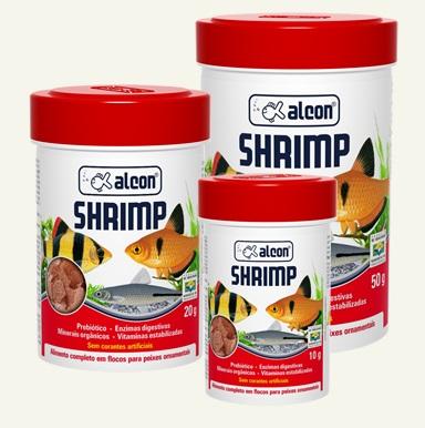 Alcon Shrimp 20 grs