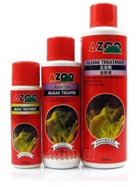 Azoo Algae Treatment 250 ml (NOVO)