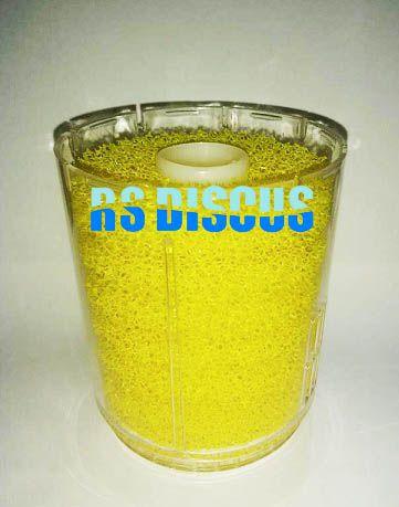 Boyu copo c/ esponja amarela p/ filtros SP-1/2/3 (sem tampa)(L)