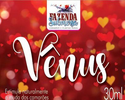 Fazenda Submersa Venus 30 ml (NOVO)